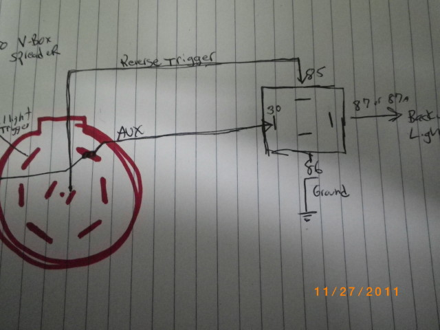 Img: Ford F250 Reverse Lights Wiring Diagram At Motamad.org